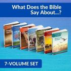 What does the bible say about series
