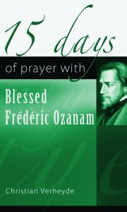15 Days of Prayer with Blessed Ozanam cover