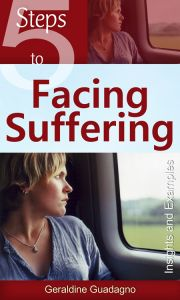 5 steps to Facing suffering cover