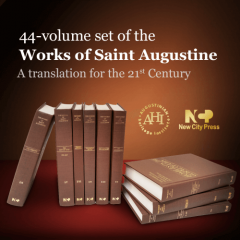 Augustine Set 44 volumes