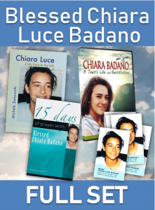 Blessed Chiara Luce Badano | Full Set