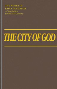The City of God 1-10 library edition