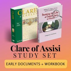 Studying the life of St. Clare of Assisi