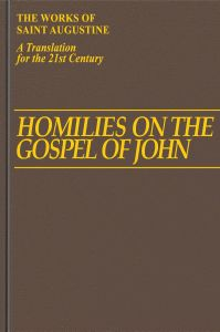 homilies on the gospel of john 41-124