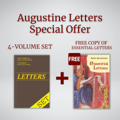 Letters special augustine