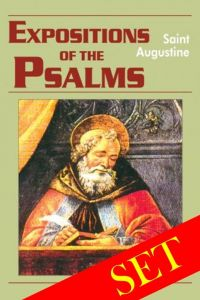 Exposition of the Pslams paperback